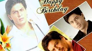 Happy Birthday Shahrukh Khan