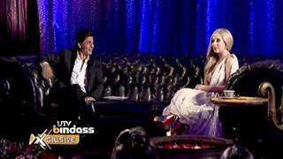 Lady Gaga in Conversation with Shah Rukh Khan