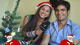 Krystle and Karan Celebrates Christmas with IF