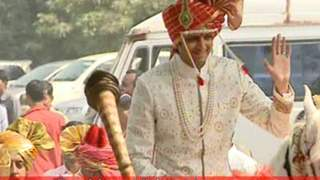 Ritesh and Genelia Wedding bash