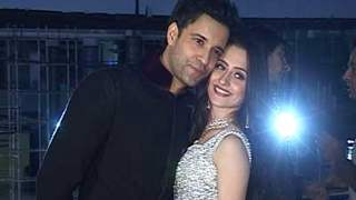 Aamir Ali and Sanjeeda Sheikh's pre wedding bash