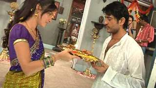 Gudi Padva Celebration on the sets of Pavitra Rishta