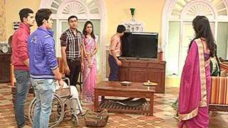 On the sets of Sony Tv's show Saas Bina Sasuraal