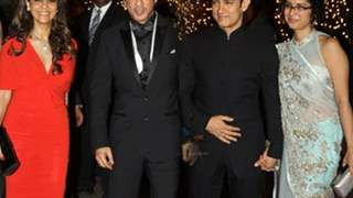 Celebs at Birthday Party of Karan Johar