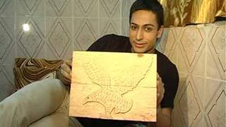 Ranveer the Wood-carver