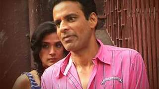 Manoj and Richa visit Gaity Galaxy for 'Gangs Of Wasseypur'