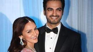 Wedding Reception of Esha Deol and Bharat Takhtani