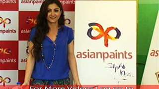 Asian Paints Unveils New Brand Identity with Soha Ali Khan