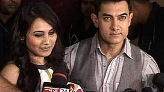 Aamir, Kareena celebrate Talaash's success