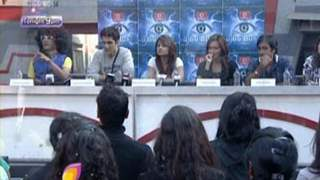 Media interaction with Bigg Boss 6 Contestants - Part 01