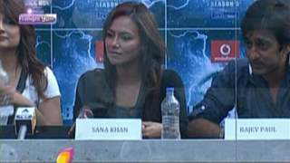 Media interaction with Bigg Boss 6 Contestants - Part 02