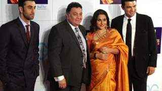 Stars dazzle at Zee Cine Awards 2013