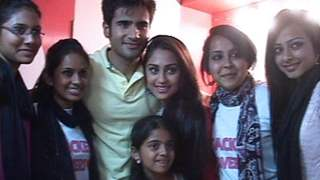 Karan Tacker and Krystle Dsouza showered with fans love