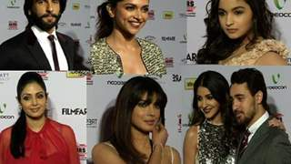 Filmfare Awards Nominations 2013