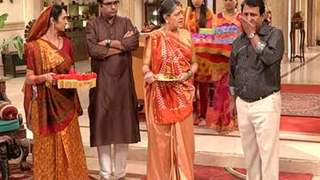 On the Sets of Sanskaar - Dharohar Apnon Ki