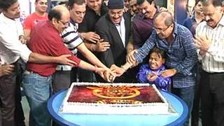 CID celebrating there 4 years completion