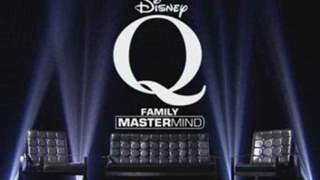 Disney Q Family Master Mind Ep# 01 - Part 1