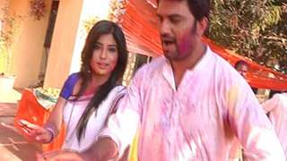 Holi celebration in Kuch Toh Log Kahenge