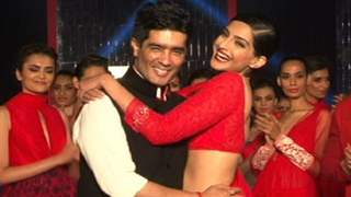Colgate launches 'Colgate Visible White' with Sonam Kapoor and Manish Malhotra