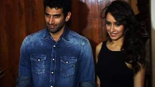 Success party of the Movie Aashiqui 2