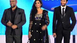Launch of Indian Idol Junior