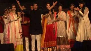 Celebs walk for Manish Malhotra and Shaina NC's show for CPAA