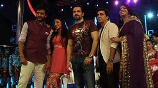 Vidya Balan, Emraan Hashmi Promote 'Ghanchakkar' on Indias Dancing Superstars