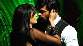 Dream romantic dance sequence in Qubool hai