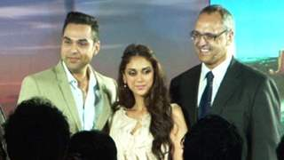 Abhay Deol and Aditi Rao Mercedes Benz launches Diesel