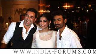 Success party of Movie Raanjhanaa
