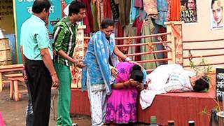 Laaptaganj in shock to see Mama's dead body!