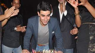 Fun filled birthday celebration for Gautam Rode