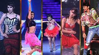 As the finale approaches the competition gets tougher on Jhalak Dikhla Jaa