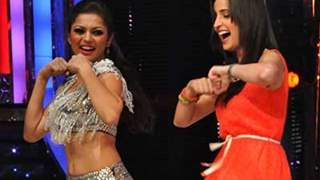 Sanaya Wishes Drashti On Her JDJ Win...
