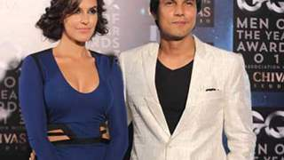 BOLLYWOOD CELEBS AT GQ MEN OF THE YEAR AWARDS 2013 RED CARPET