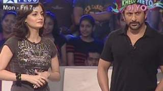 Khelo Jeeto JiYo Episode #49 With Arshad Warsi And Diya Mirza