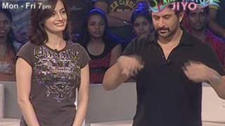 Khelo Jeeto JiYo Episode #50 With Arshad Warsi And Diya Mirza