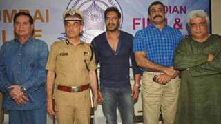 Mumbai Police discuss safety and security issues with Indian Film and TV Industry