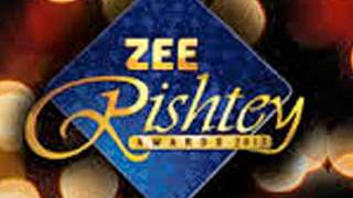 Red Carpet of Zee Rishtey Awards 2013