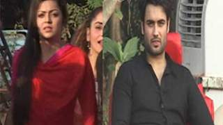Madhu upsets RK by taking decision of doing fire stunt herself