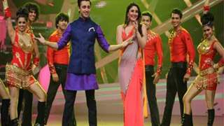 Kareena and Imran shake a leg too, while promoting their upcoming film on the sets of nach baliye 6
