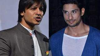 Vivek Oberoi,Prateik Babbar at 'The tribute to 26/11 victims'