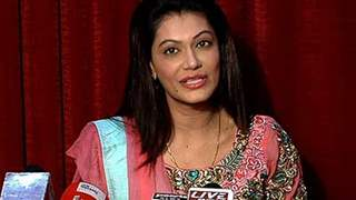 Interview with Payal Rohatgi for Bigg Boss Saath 7