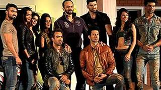 Launch of Khatron Ke Khiladi Darr ka Blockbuster - Part 01