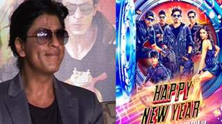 Shah Rukh Khan's One Legged dance move in Happy New Year