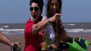 Dhruv and Saanchi Enjoy Their Honeymoon