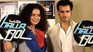 Karan Tacker is back as a host with 'Halla Bol'