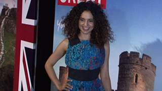 What made Queen Kangana Ranaut to cry?
