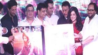 Kanchi Music Launch with the entire cast and crew