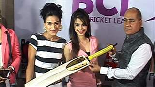 Unveiling of BCL Bat by Telly Celebs
